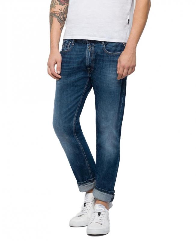 Novinky 2021 - Pánské džíny Replay MA950.000174406