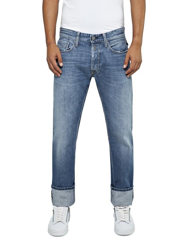Muži - Pánské džíny Replay MA955.000174408