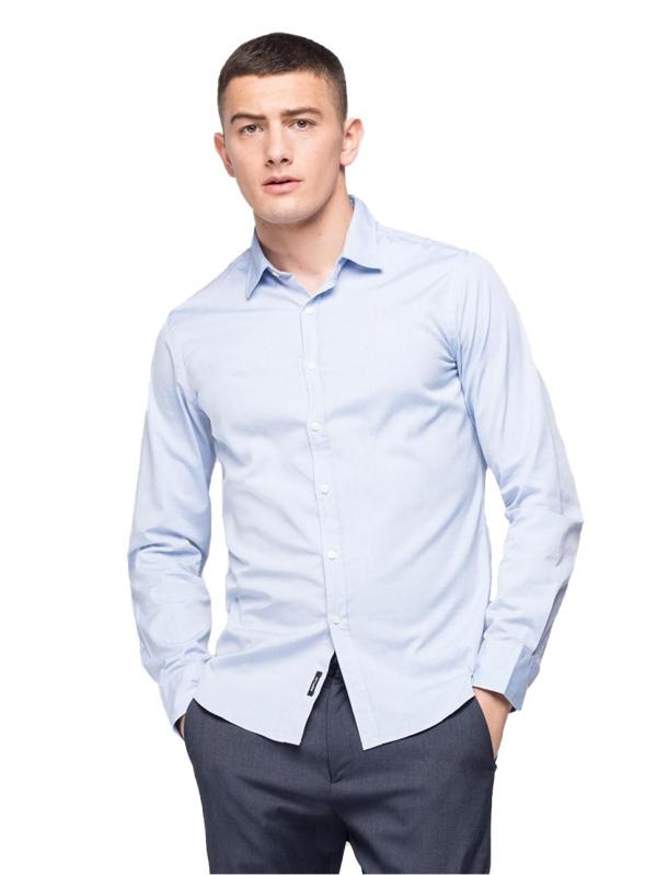 Muži - Pánská košile Replay M4025.00052344