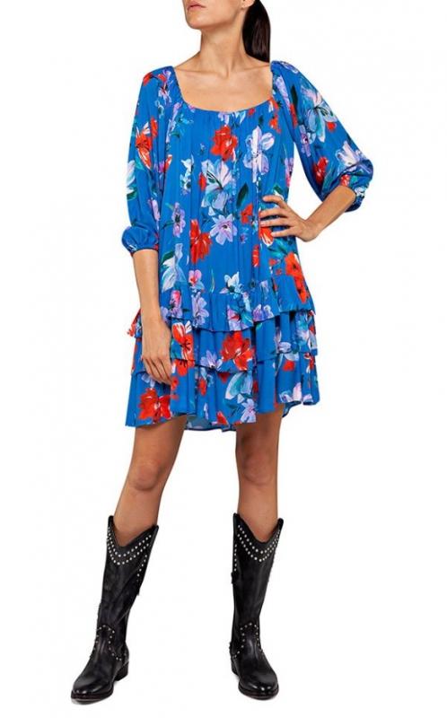 Ženy - Dámské šaty Replay W9610.00072102