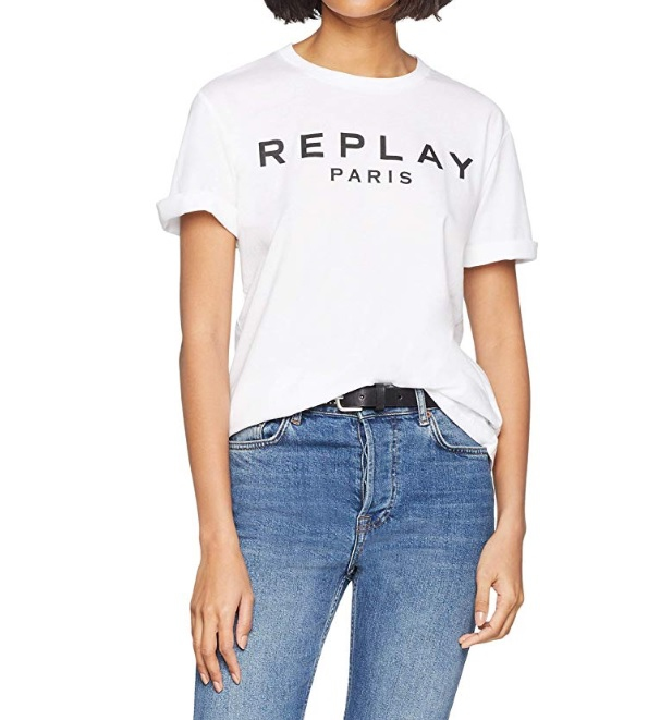 64f889490d5b Dámské tričko Replay W3141L.000.20994