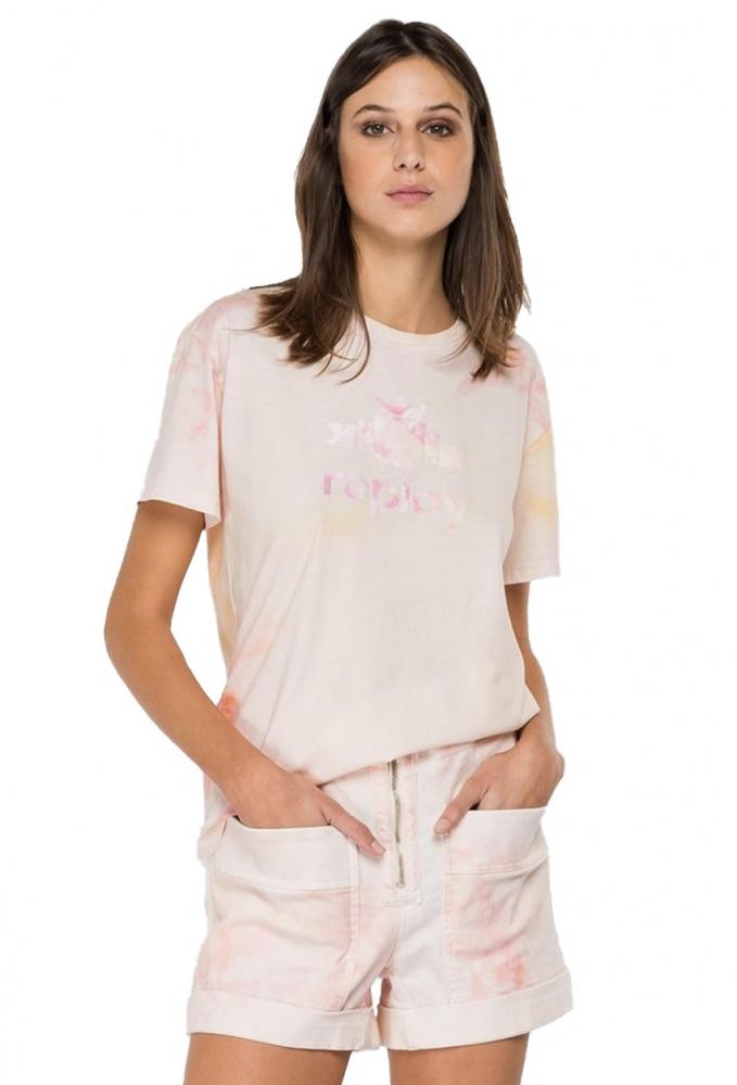 Ženy - Dámské triko Replay W3301D.00073414