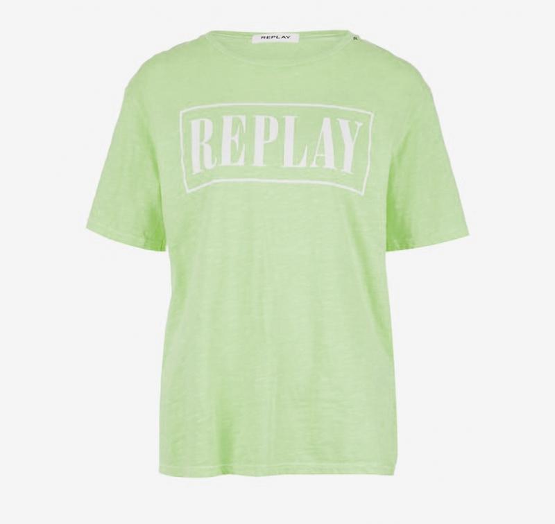 Ženy - Dámské triko Replay W3141I.00022676G