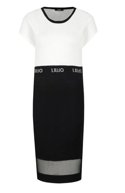 Ženy - Dámské šaty Liu-Jo TA0127.MA92G