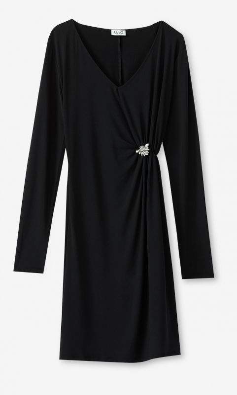 Výprodej až 50% - Dámské šaty Liu-Jo W19342.J5562
