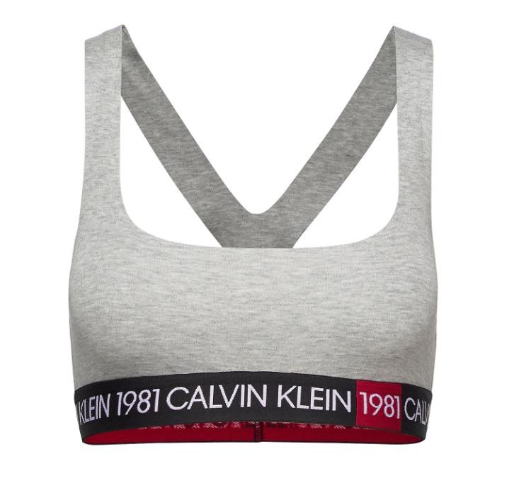 Pro dámy - Dámská podprsenka Calvin Klein QF5577E