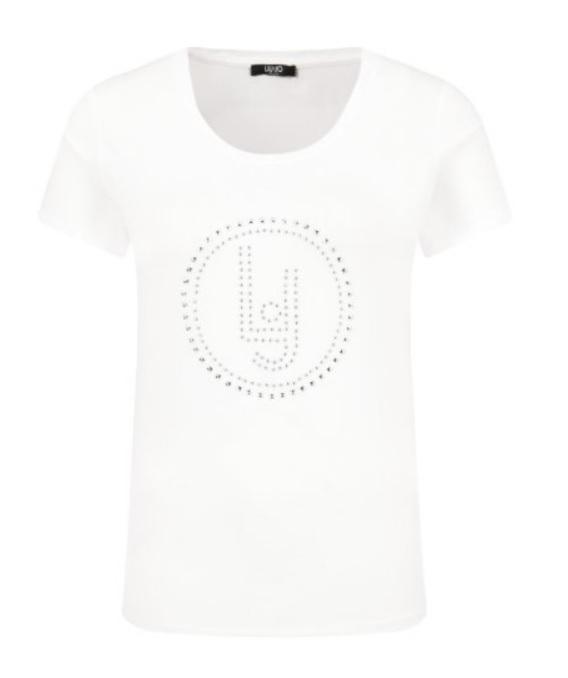 Novinky 2021 - Dámské triko Liu-Jo T69067.J0088