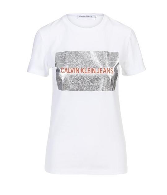 Novinky 2021 - Dámské triko Calvin Klein J20J211219