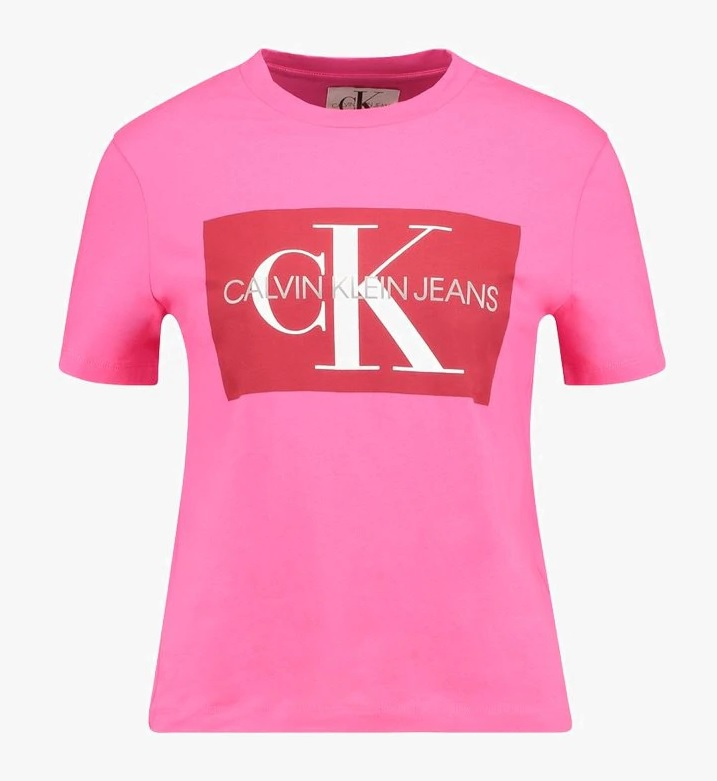 Ženy - Dámské triko Calvin Klein J20J211216
