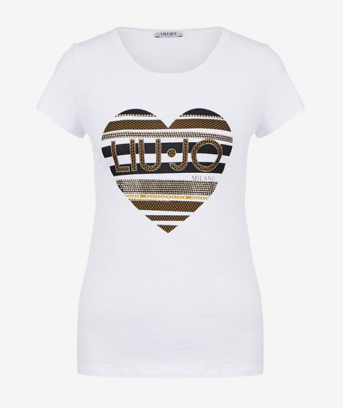 Ženy - Dámské triko Liu-Jo W19422.J9944