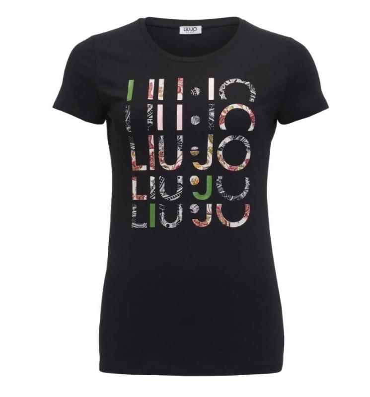 Ženy - Dámské triko Liu-Jo F19313.J5003