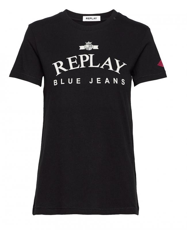 Ženy - Dámské triko Replay W3310.00020994