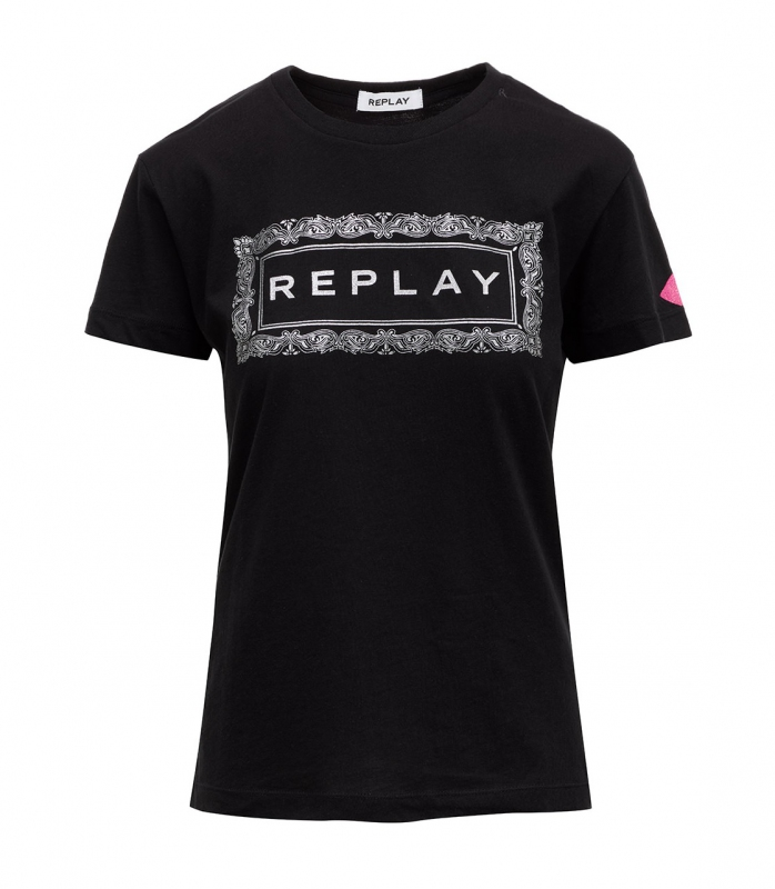 Ženy - Dámské triko Replay W3340.00020994