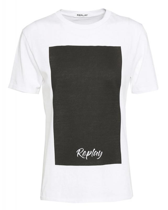 Ženy - Dámské triko Replay W3510.00020994