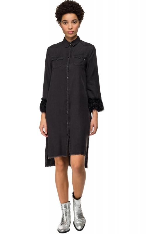 Výprodej až 50% - Dámské šaty Replay W9649.000140515