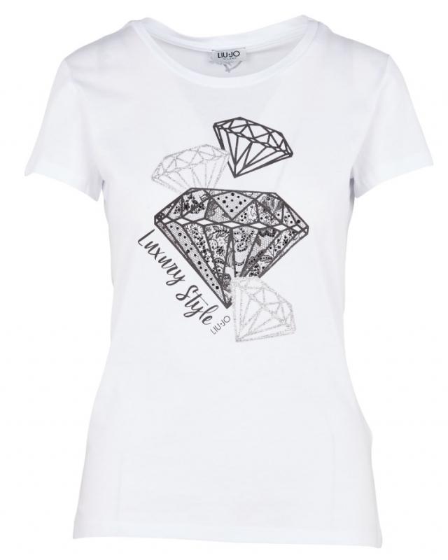Ženy - Dámské triko Liu-Jo WA0340.J0094
