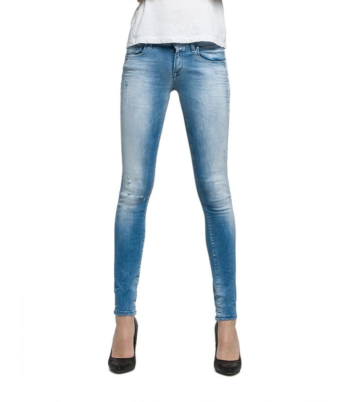 Výprodej až 50% - Dámské džíny Replay WX613.00095A755.010