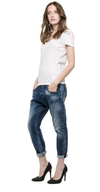 Módní značky - Dámské džíny Replay WX698.000443644.009